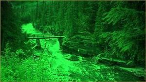 Qualité d'image vision nocturne